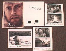 CAST AWAY original issue movie presskit