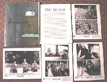 BEACH, THE original issue movie presskit