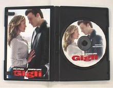 GIGLI original issue movie CD presskit
