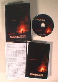 DARKNESS FALLS original issue movie CD presskit