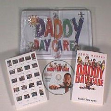 DADDY DAY CARE original issue movie CD presskit