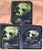 ANACONDAS original issue movie CD presskit