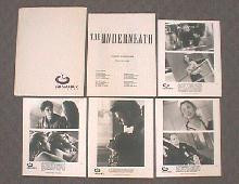 UNDERNEATH, THE original issue movie presskit