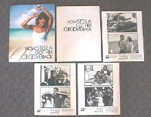 HOW STELLA GOT HER GROOVE BACK original issue movie presskit