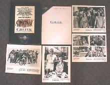 GREEDY original issue movie presskit