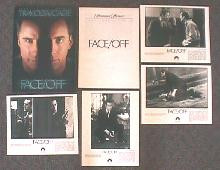 FACE/OFF original issue movie presskit