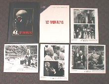12 MONKEYS original issue movie presskit