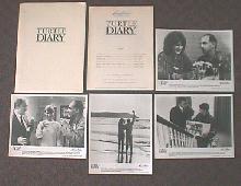 TURTLE DIARY original issue movie presskit