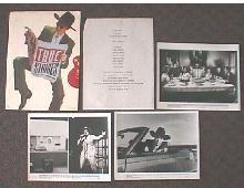 TRUE STORIES original issue movie presskit