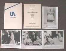 TRUE LOVE original issue movie presskit