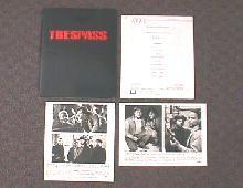 TRESPASS original issue movie presskit