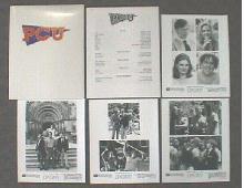 PCU original issue movie presskit