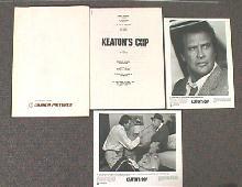 KEATON'S COP original issue movie presskit