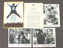 JUMPIN JACK FLASH original issue movie presskit