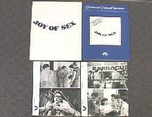 JOY OF SEX original issue movie presskit
