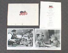 JINXED original issue movie presskit