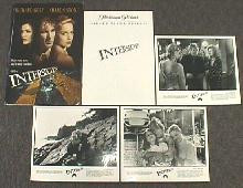 INTERSECTION original issue movie presskit