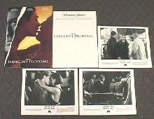 INDECENT PROPOSAL original issue movie presskit