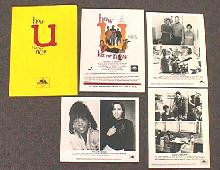 HOW U LIKE ME NOW original issue movie presskit