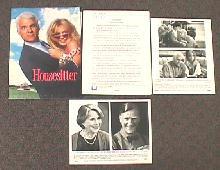 HOUSESITTER original issue movie presskit