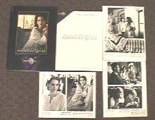 HOW TO MAKE AN AMERICAN QUILT original issue movie presskit