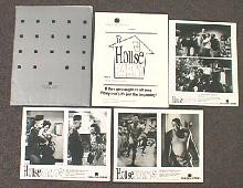 HOUSE PARTY original issue movie presskit