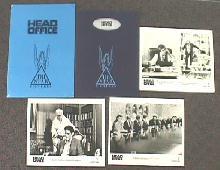 HEAD OFFICE original issue movie presskit