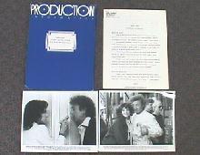 HANKY PANKY original issue movie presskit