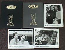 GABY original issue movie presskit