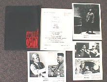 GROUND ZERO original issue movie presskit