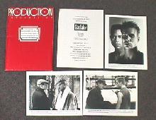 GLADIATOR original issue movie presskit