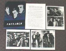 FREEJACK original issue movie presskit