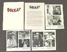 FOLKS! original issue movie presskit