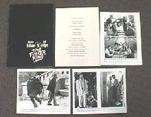 FISHER KING, THE original issue movie presskit