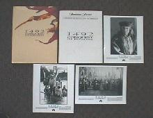 1492 original issue movie presskit