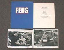 FEDS original issue movie presskit