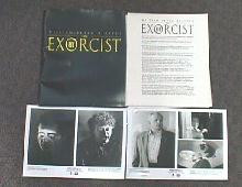 EXORCIST, THE III original issue movie presskit