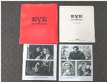 EVE OF DESTRUCTION original issue movie presskit