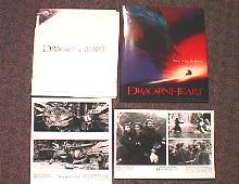 DRAGON HEART original issue movie presskit