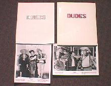 DUDES original issue movie presskit