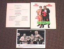 DIGGSTOWN original issue movie presskit