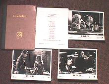 DEFENSELESS original issue movie presskit