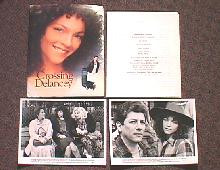 CROSSING DELANCEY original issue movie presskit