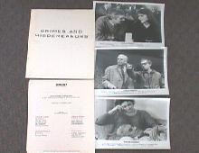 CRIMES AND MISDEMEANORS original issue movie presskit