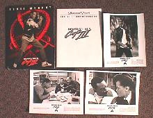 BEVERLY HILLS COP III original issue movie presskit