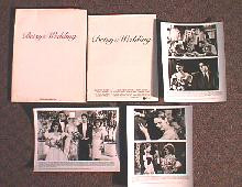 BETSY'S WEDDING original issue movie presskit