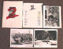 BEST OF THE BEST 2 original issue movie presskit