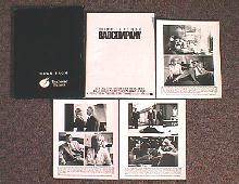 BAD COMPANY original issue movie presskit