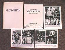 ARACHNOPHOBIA original issue movie presskit