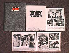 AIR UP THERE original issue movie presskit
